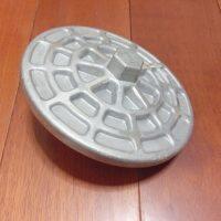 P612-194-157|612.194.157 Plate Outer Diaphragm Parts Fit Warren rupp Pumps
