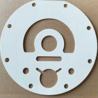 P190835 Gasket Air Cover HDPE Foam Fit Graco Pumps