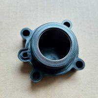 P95833 End Cap Groundable Polypropylene Fit ARO Pumps Parts