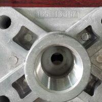 P165-116-157|165.116.157 Air Inlet Cap Aluminium Fit Sandpiper Pumps Parts